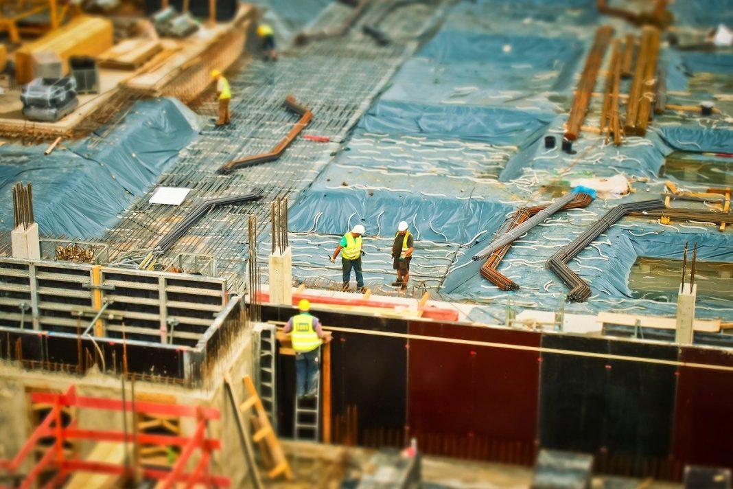 Planta construção Azevedo e Travassos